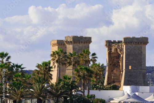 Le Quattro Colonne, Santa Maria al Bagno, Nardò (LE)\