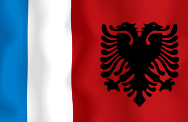 Soccer Euro 2016 ( Football ) Albanai and FRANCE