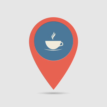 Map Pin Cafe