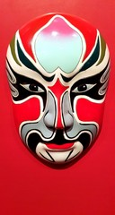 Chinese Traditional Opera Mask