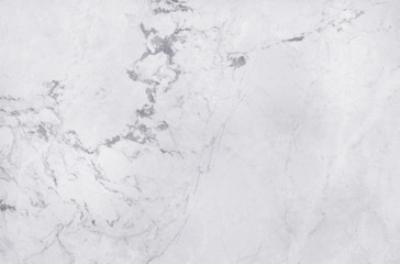 White marble texture, detailed structure of marble in natural pa
