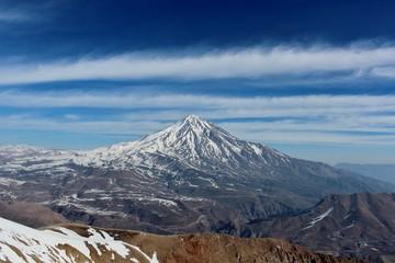 Mont Damavand, Iran