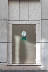 Notausgang Bürogebäude