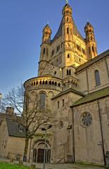 Fotomurales - Groß Sankt Martin