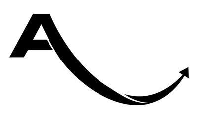Modern Logo Solution Letter A