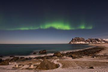 Utakleiv Beach, Lofoten Islands, Norway