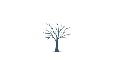 tree icon vector logo