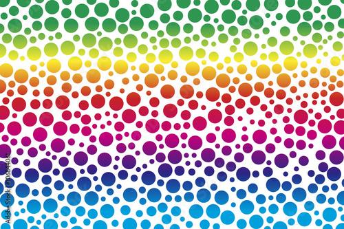 Background Material Wallpaper Polka Dot Dots Spots
