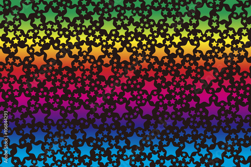 Background material wallpaper star star pattern for Nebula material