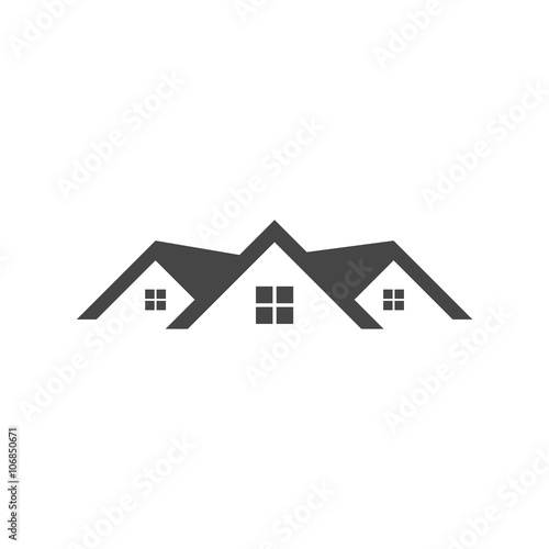 Home Roof Icon Stock Image And Royalty Free Vector Files On Fotolia