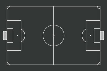 soccer strategy background