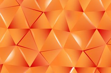 Background with Triangular Motives
