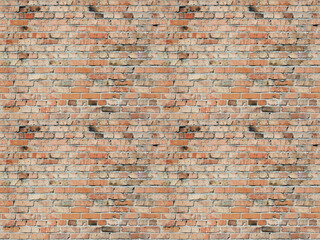 Photo sur Plexiglas Brick wall brick wall