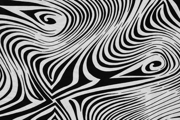 texture of print fabric striped zebra