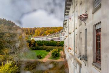 Le sanatorium abandonné