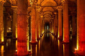 Wall Mural - Basilica Cistern
