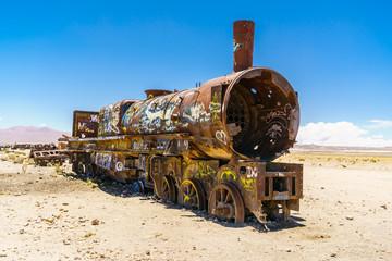 Uyuni Rusty Train