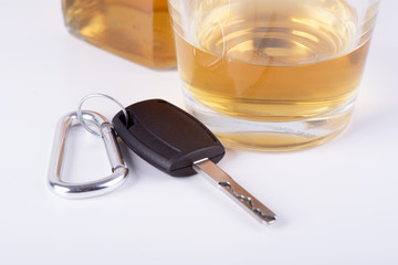 alcohol, car, keys = tragedy