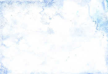 Watercolor light background texture