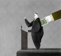 Politician Rental