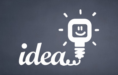 Idea background image