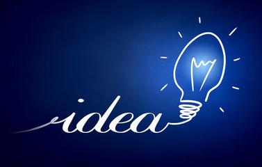Idea background image