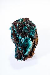 Aurichalcite crystals