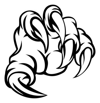 Monster Claw Hand