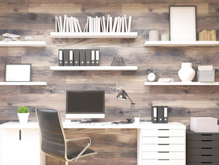 Workspace at home