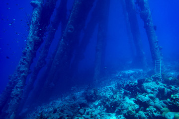 Submerged Structures