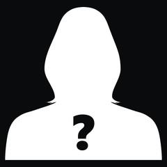 lady, anonymous portrait