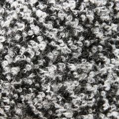 Wool grey coat texture
