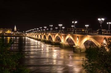 Pont de Pierre in Bordeaux