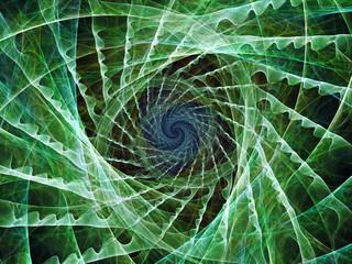 Spiral Disturbance