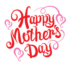 happy mothers day, text, letter, vector