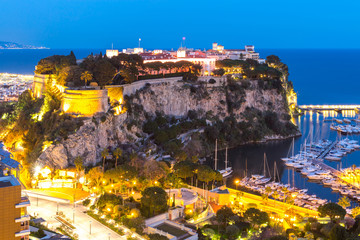 Rock of Monaca