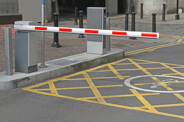 Car Parking Barrier