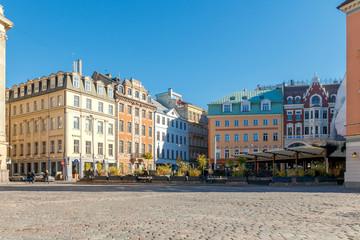 Riga. Old Square.