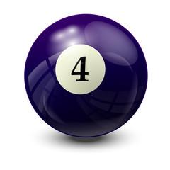 Pool 4 Ball