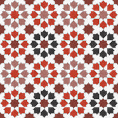 Red Color Tiles