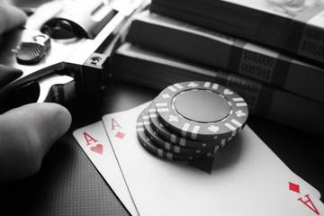 Poker Stock Photo High Quality