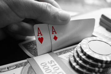 Poker Stock Photo High Quality
