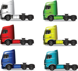 transportation vehicle vectors