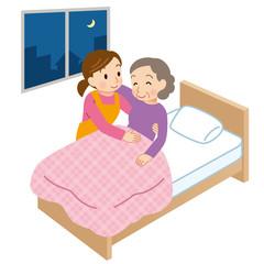 介護 高齢者 ヘルパー 夜間対応
