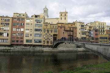 La vieille ville de Gérone