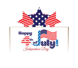 fourth of july. happy independence day