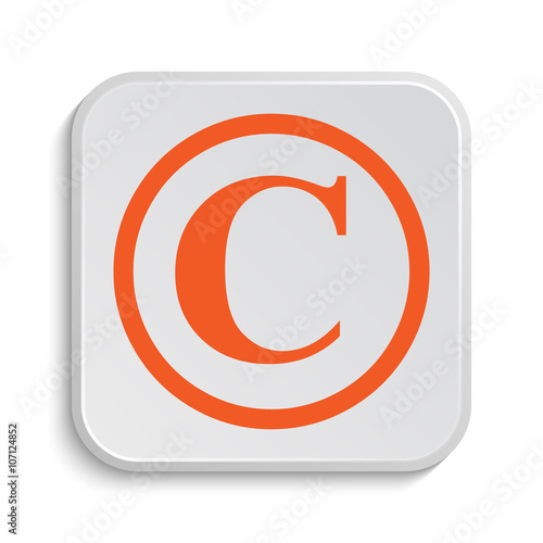 Copyright Icon Stock Photo And Royalty Free Images On Fotolia