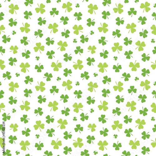 shamrock pattern wallpaper 1366x768 - photo #23