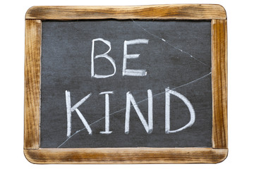 be kind tr