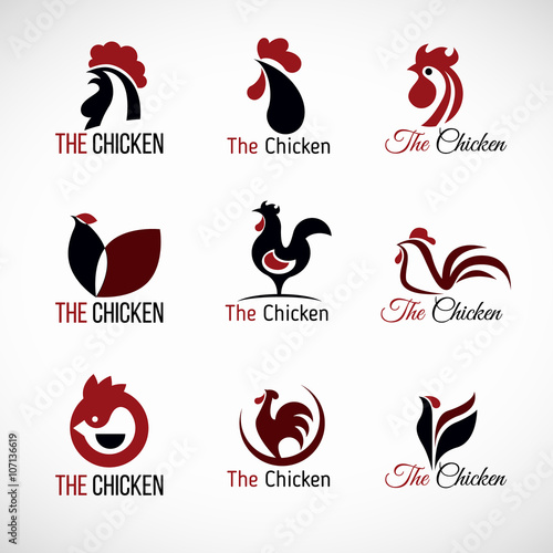Chicken food logo - photo#39
